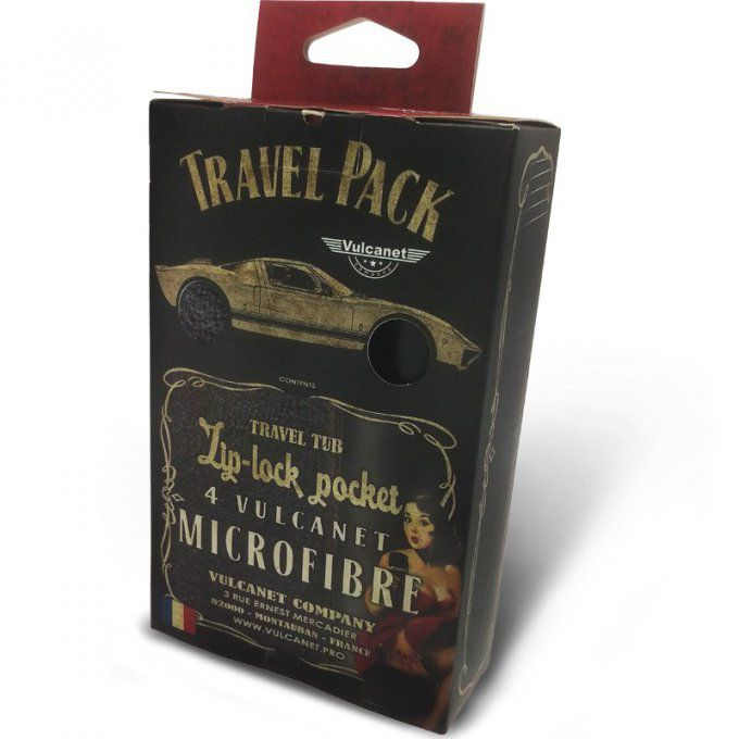 Travel Pack Vulcanet®